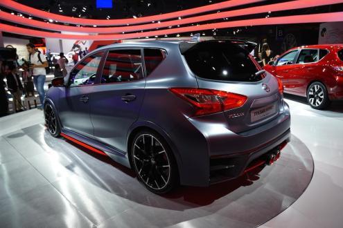 Paris 2014 Nissan Pulsar NISMO Concept 003