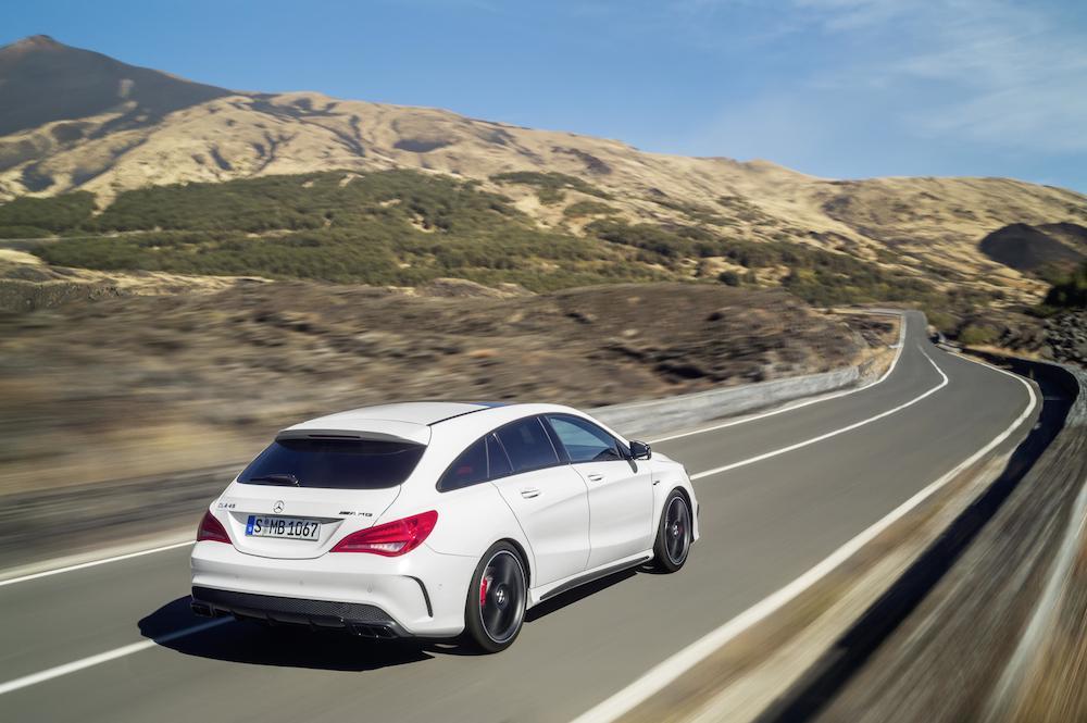 2015 Mercedes-Benz CLA 45 AMG Shooting Brake 004