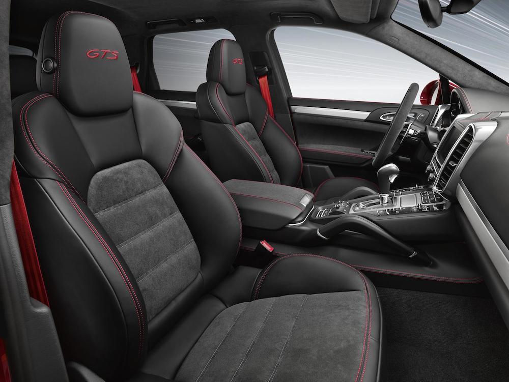 2015 Porsche Cayenne GTS Interior 004