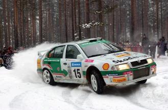 Skoda Octavia WRC 001