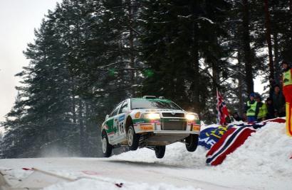 Skoda Octavia WRC 002