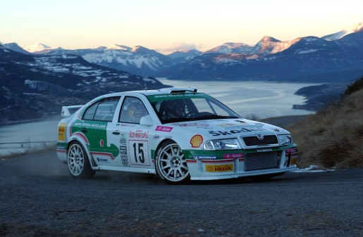 Skoda Octavia WRC 003