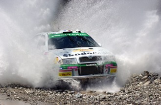 Skoda Octavia WRC 004