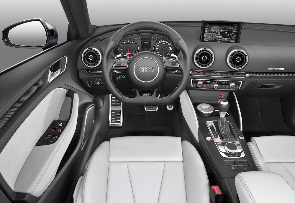 2015 Audi RS 3 Sportback Interior 007
