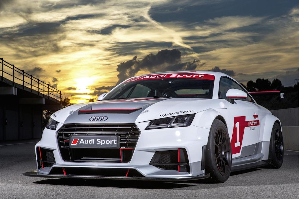 2015 audi sport tt cup engagesportmode. Black Bedroom Furniture Sets. Home Design Ideas