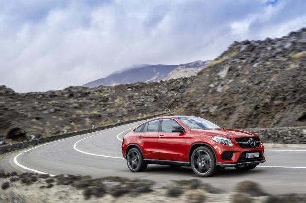2015 Mercedes-Benz GLE Coupé 001