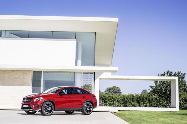 2015 Mercedes-Benz GLE Coupé 002