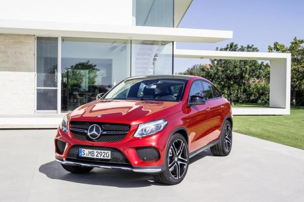 2015 Mercedes-Benz GLE Coupé 003