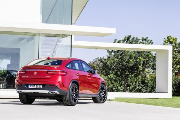 2015 Mercedes-Benz GLE Coupé 005