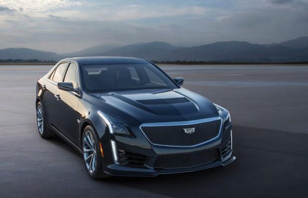 2016 Cadillac CTS-V 001