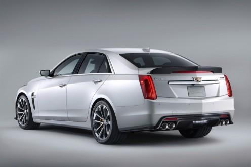 2016 Cadillac CTS-V 006