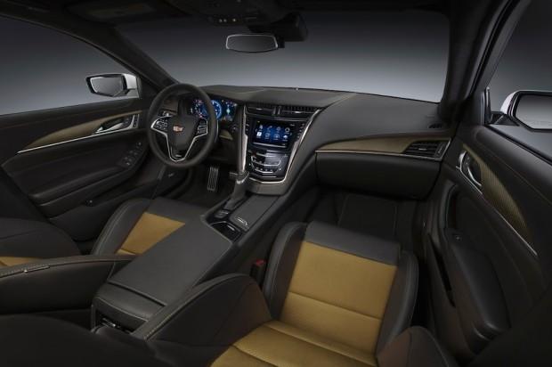 2016 Cadillac CTS-V Interior 007