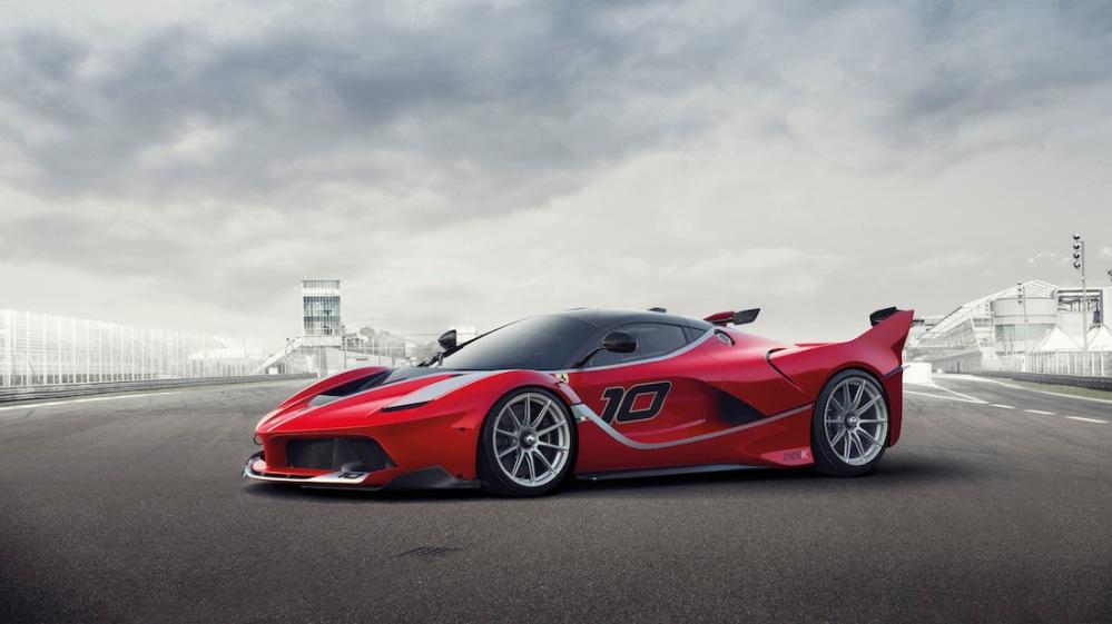 Ferrari FXX K 001