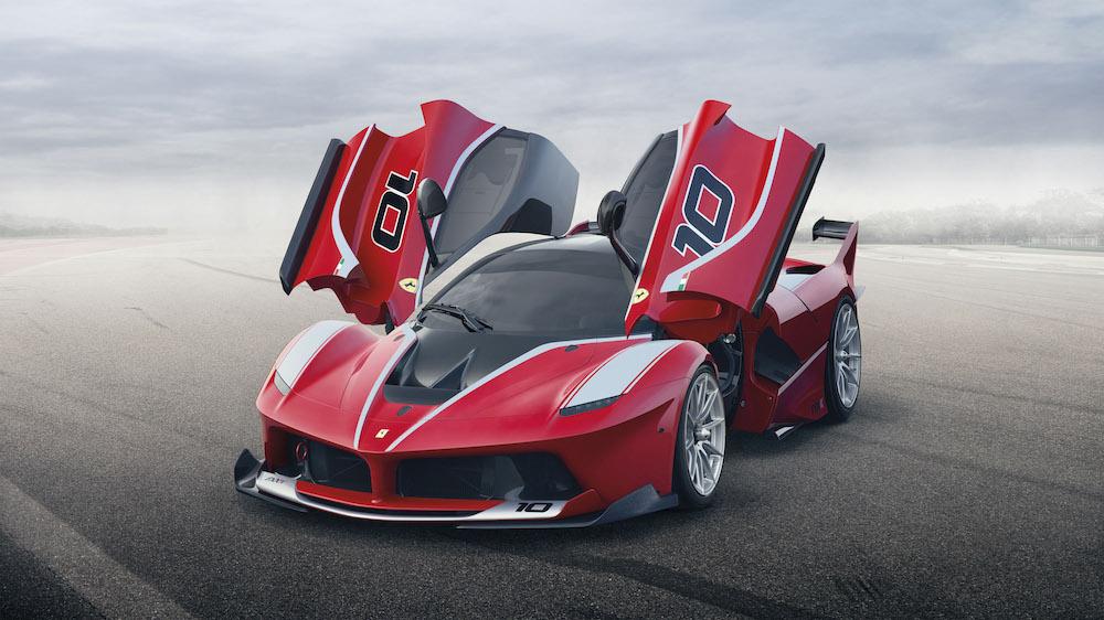 Ferrari FXX K 002