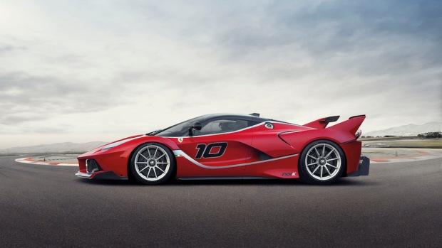 Ferrari FXX K 003