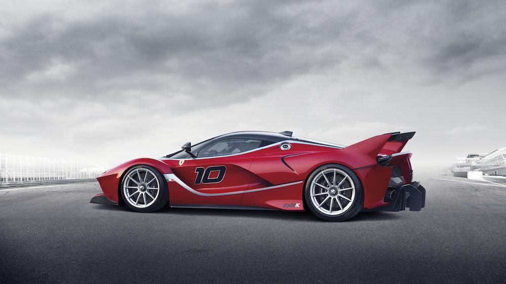 Ferrari FXX K 004