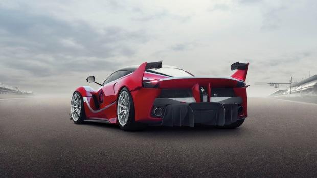 Ferrari FXX K 005