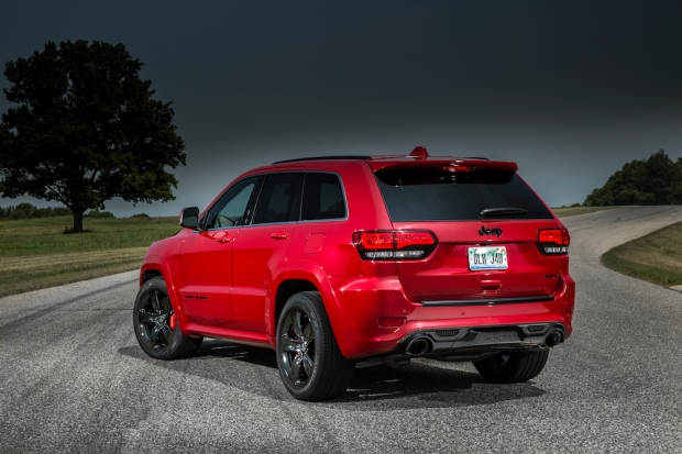 2015 Jeep Grand Cherokee SRT Red Vapor 03