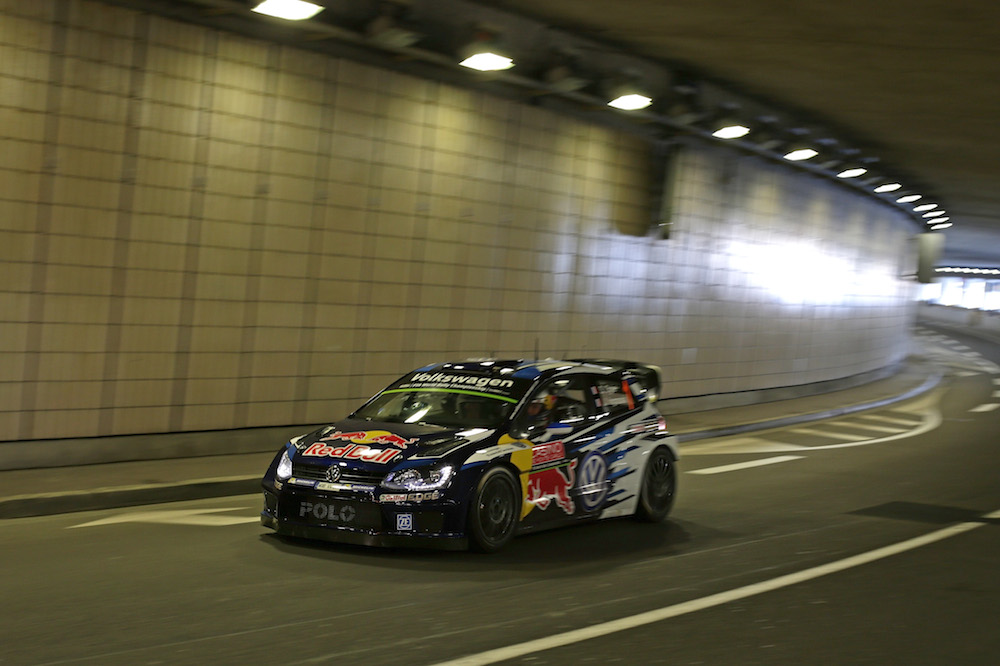 Friday Photo – 2015 Volkswagen Polo R WRC in action ...
