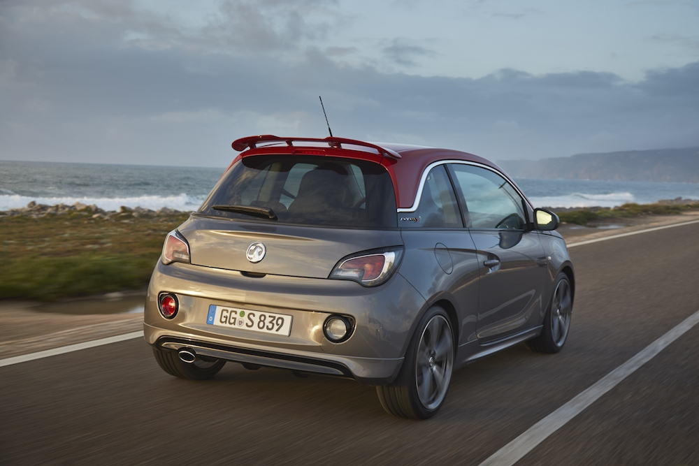 2015 Vauxhall Adam Grand Slam 002