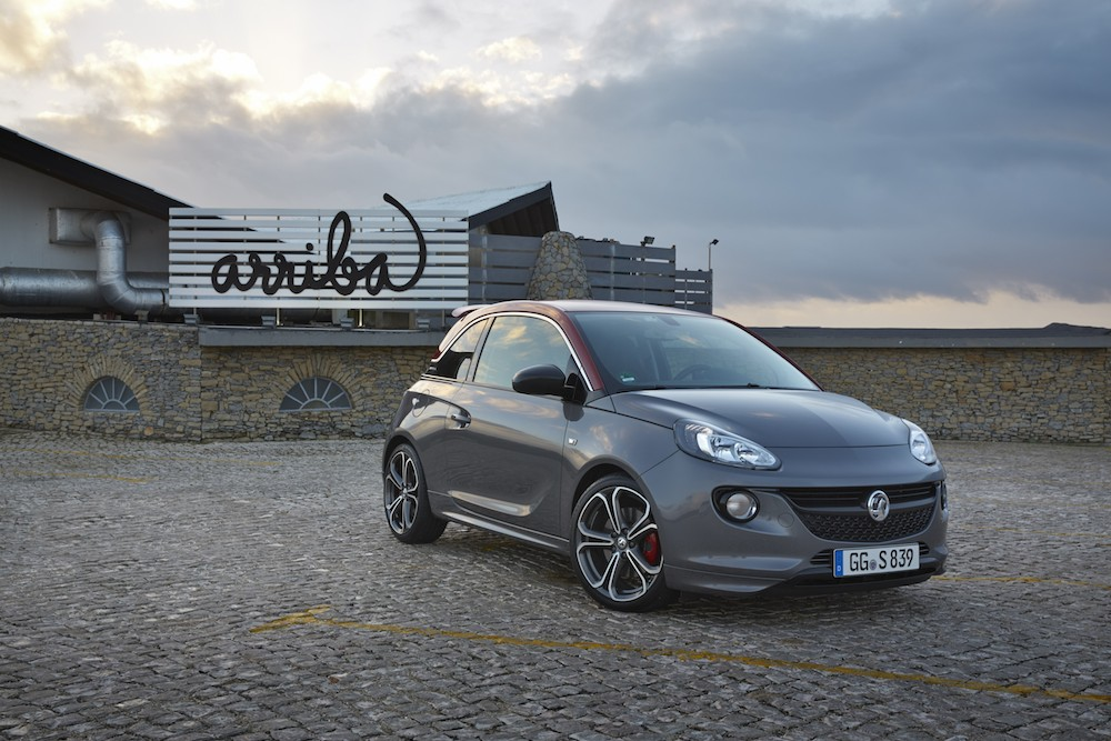 2015 Vauxhall Adam Grand Slam 003