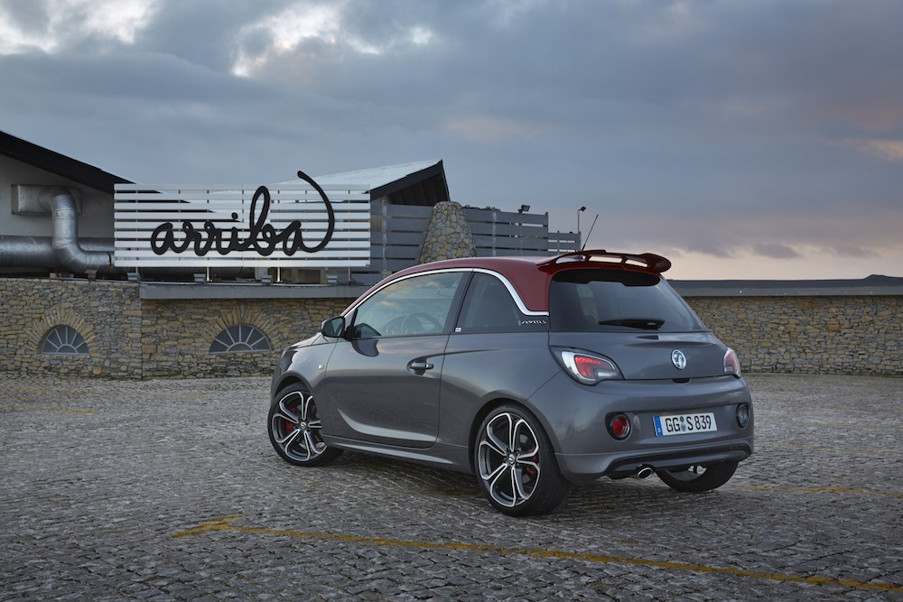 2015 Vauxhall Adam Grand Slam 004