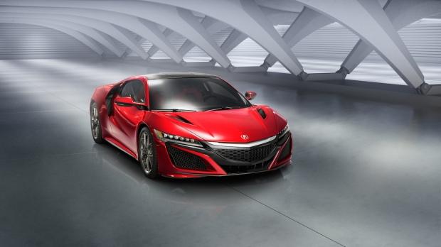 Next-Generation Acura NSX Exterior