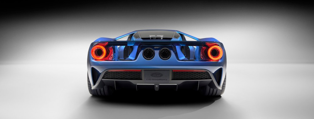 All-New Ford GT