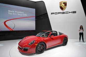 Want a Porsche 911 GTS but don't want a coupe? Have a Targa instead