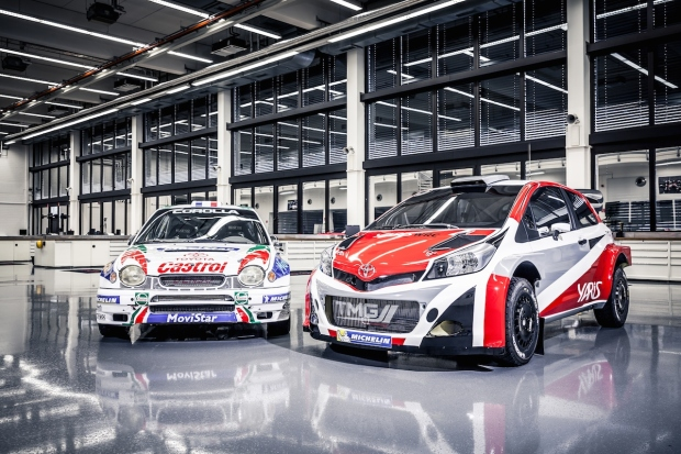 Toyota Yaris WRC 002