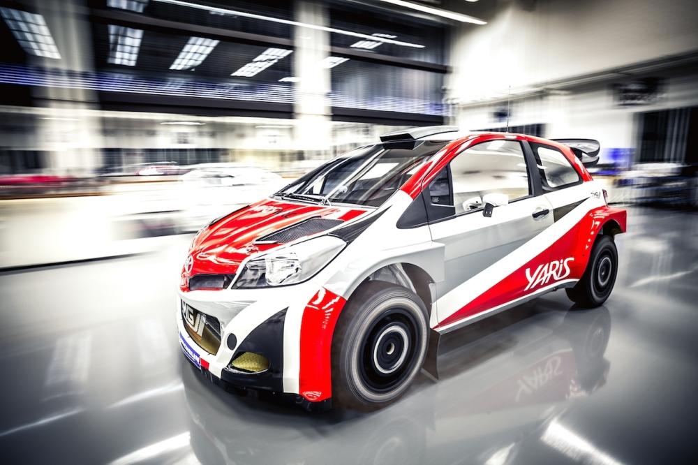 Toyota Yaris WRC 003