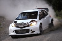 Toyota Yaris WRC Test 004
