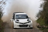 Toyota Yaris WRC Test 005