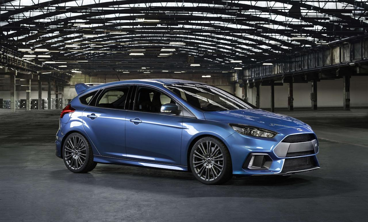 F150 Vs Sierra 2017 >> Finally Here – The New 2015 Ford Focus RS | EngageSportMode