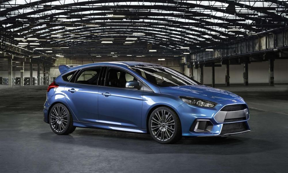 2015 Ford Focus RS 001