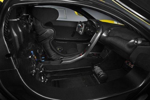 2015 McLaren P1 GTR Interior 04