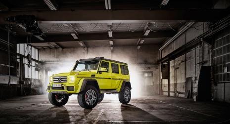 2015 Mercedes-Benz G 500 4x4² 005
