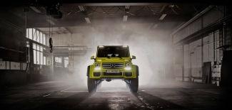 2015 Mercedes-Benz G 500 4x4² 006