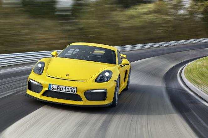 2015 Porsche Cayman GT4 003