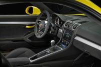 2015 Porsche Cayman GT4 Interior 005