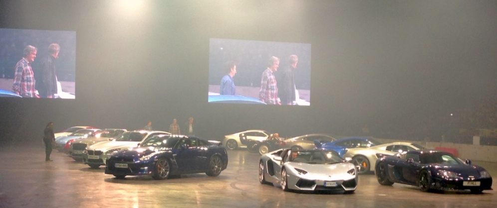 2015 Top Gear Live Newcastle 007