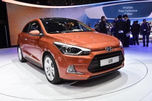 2015 Geneva Hyundai i20