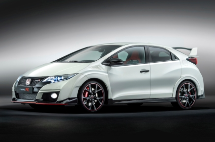 2015 Honda Civic Type R Production 001