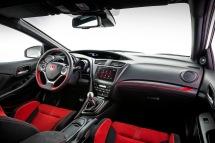 2015 Honda Civic Type R Production 004 Interior