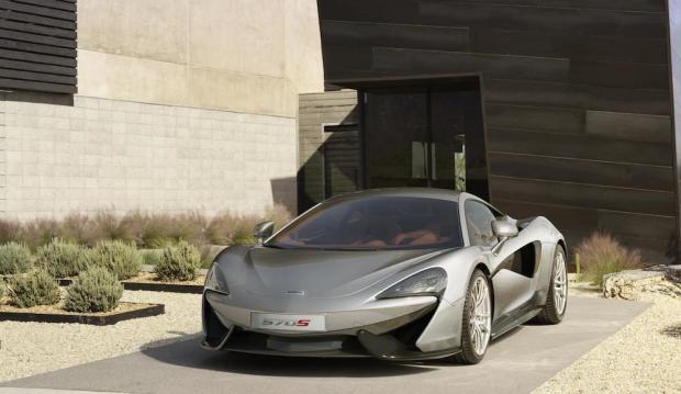 2015 McLaren 570S Blade Silver 007