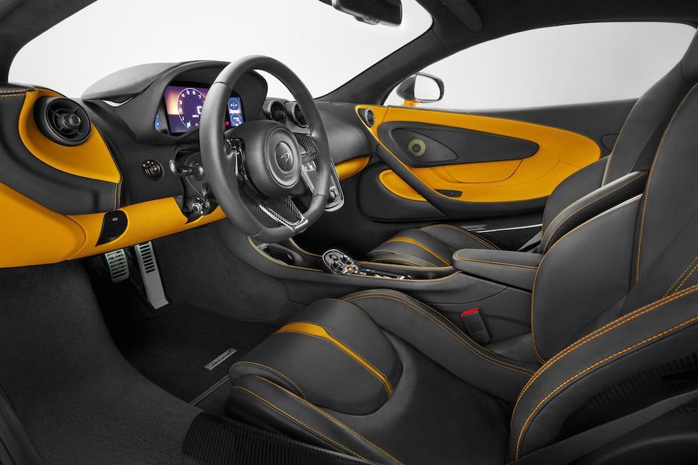 2015 McLaren 570S Interior 006