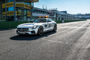 Mercedes-AMG GT S F1 Safety Ca