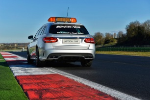 Mercedes-AMG C 63 S F1 Medical Car