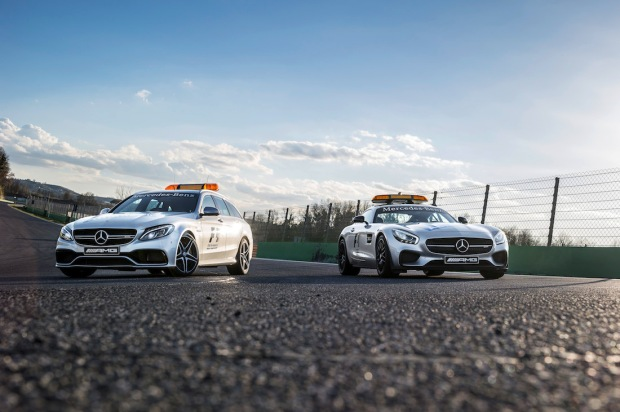 Mercedes-AMG C 63 S and Mercedes-AMG GT S