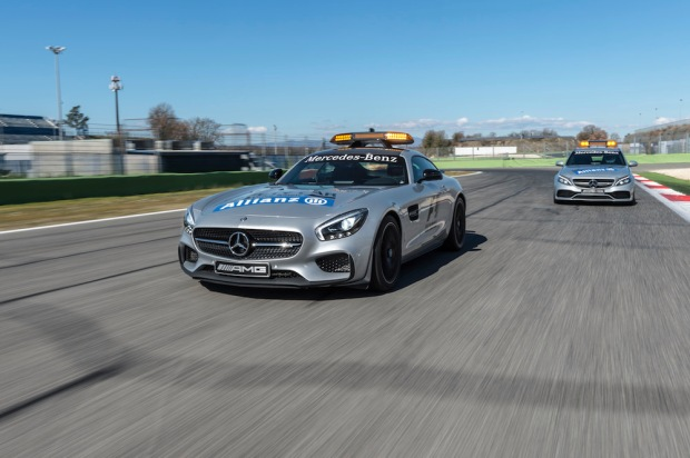 Mercedes-AMG C 63 S and Mercedes-AMG GT